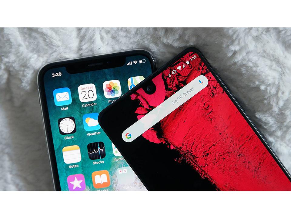 邪魔なノッチを取り除くクレバーなアイデア、次のEssential Phoneで登場か…