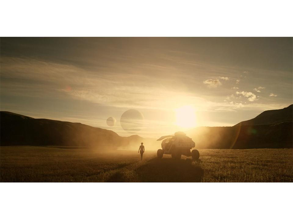 Netflixドラマ『ロスト・イン・スペース』最新予告編。ロボットらしき有機生命体の正体とは?