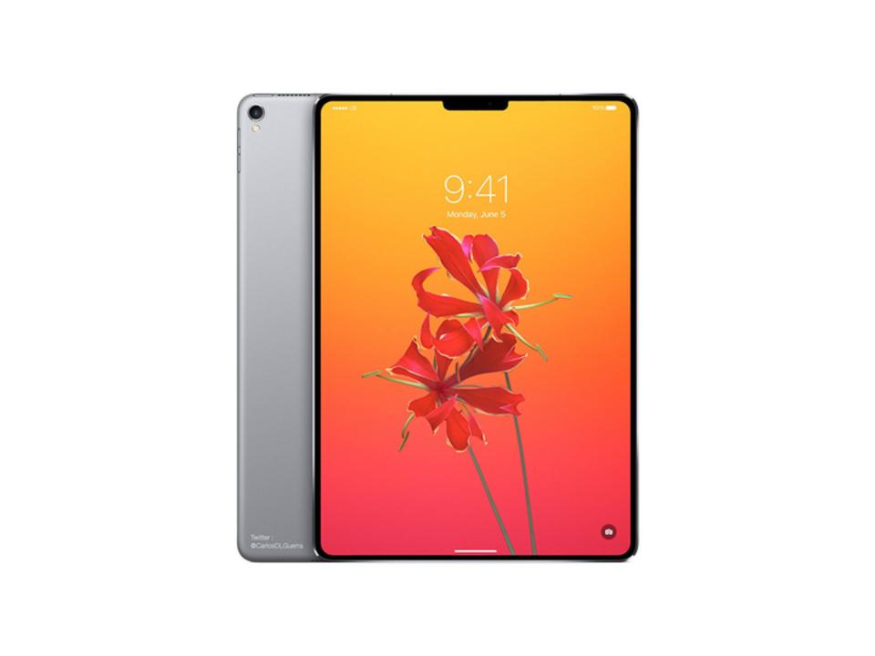 ターゲットはWWDC? Face ID搭載・ホームボタンなしの新型iPadが6月までに登場するとの噂