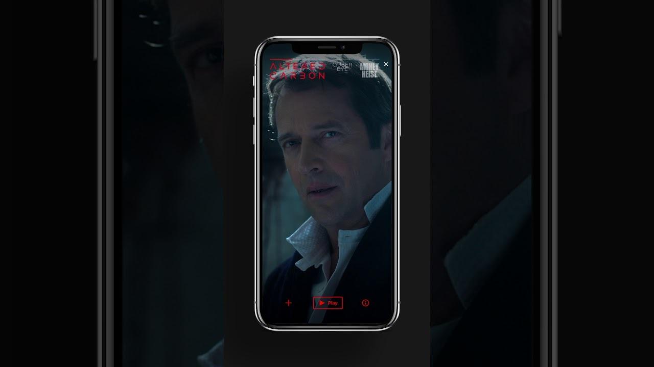 インスタのストーリーみたいにサクサク見れる、Netflixの「縦画面プレビュー」が4月から導入
