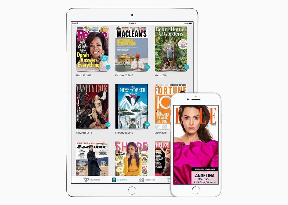 Apple、デジタル雑誌読み放題サービス「Texture」を買収へ。目的はユーザーに公平なジャーナリズムを届けること