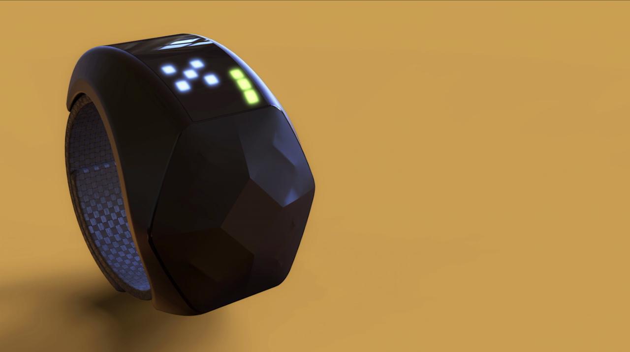 振って触ってドレミファー。MIDIを操る指輪型コントローラ