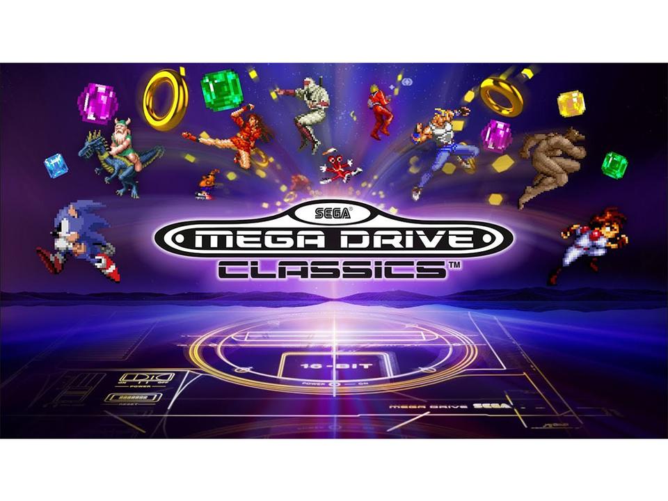 Xbox Oneとプレイステーション4にメガドライブのクラシック・コレクションがくるぞ!