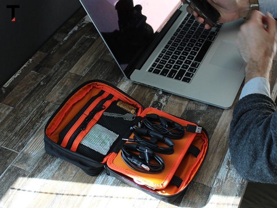 米Kickstarterで1900万円を集めた高機能パッキングシステム「Taskin Kompak System」が日本上陸