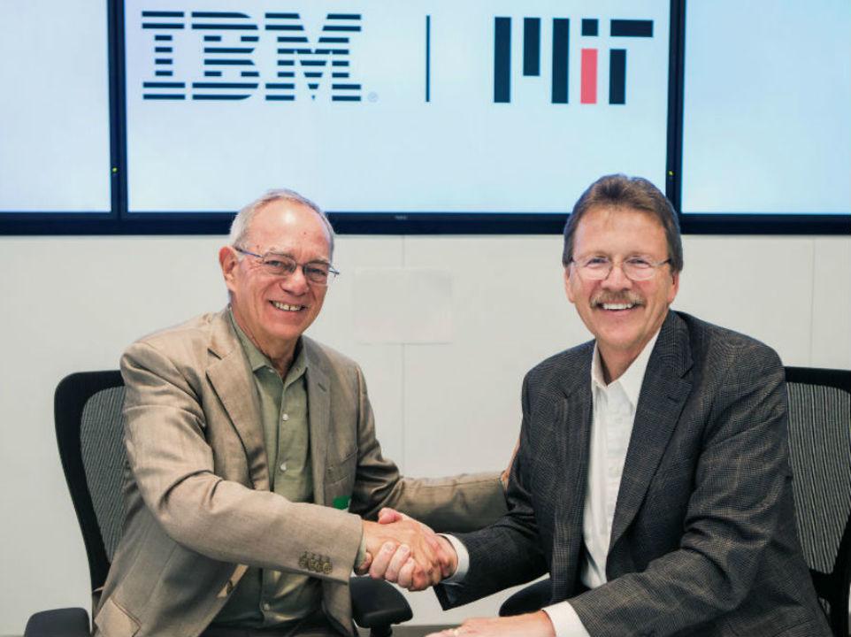 予算がエグい。MITとIBMがAI研究所を設立