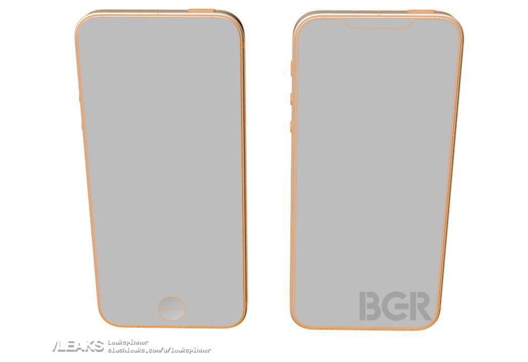 「iPhone SE2」はiPhone SEと同デザイン? 物理ホームボタンなし、ノッチありの3Dスケッチが投稿される(追記あり)