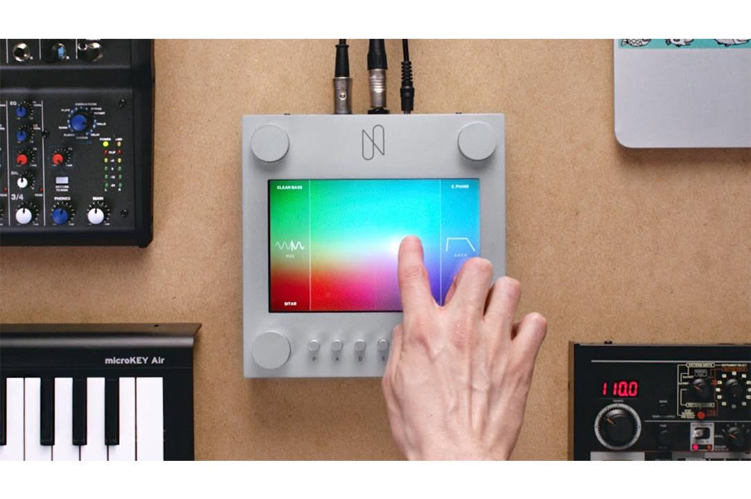 フルート+スネア=どんな音? Googleが機械学習で音色を作るシンセサイザーを開発中