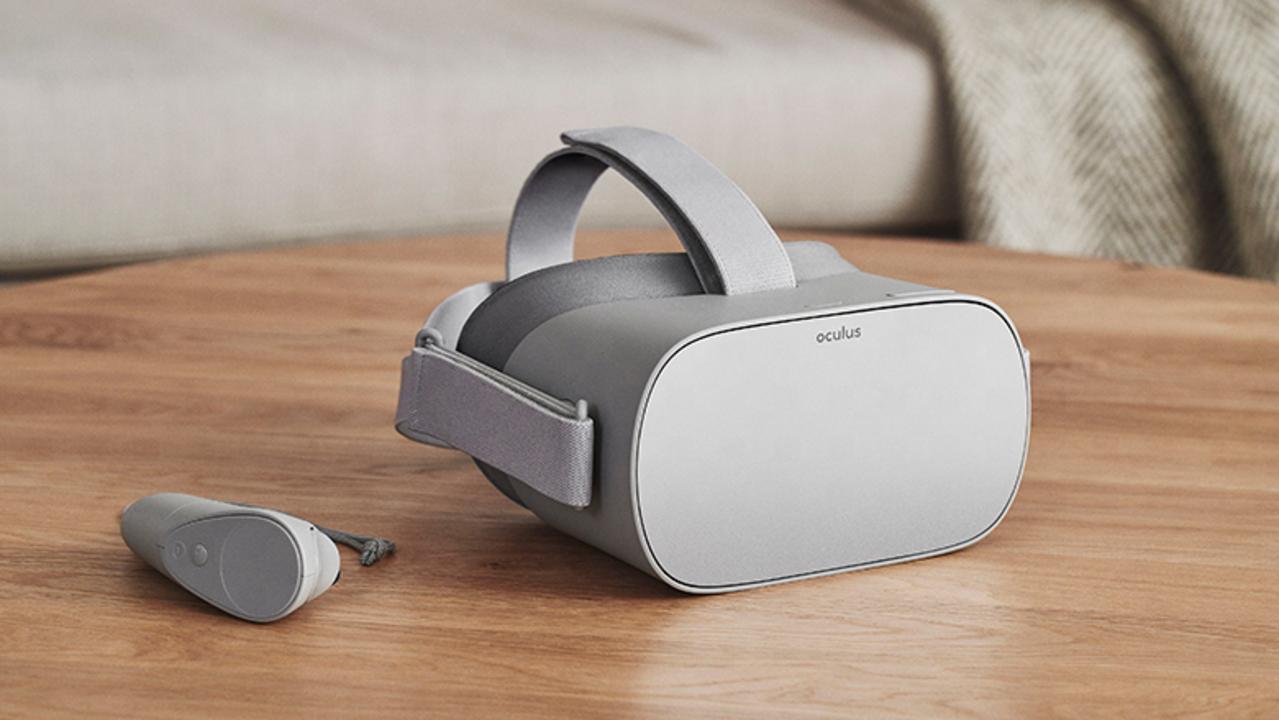 スタンドアロンVRヘッドセット「Oculus Go」、5月開催のFacebookカンファレンス「F8」でのお披露目がいよいよ濃厚