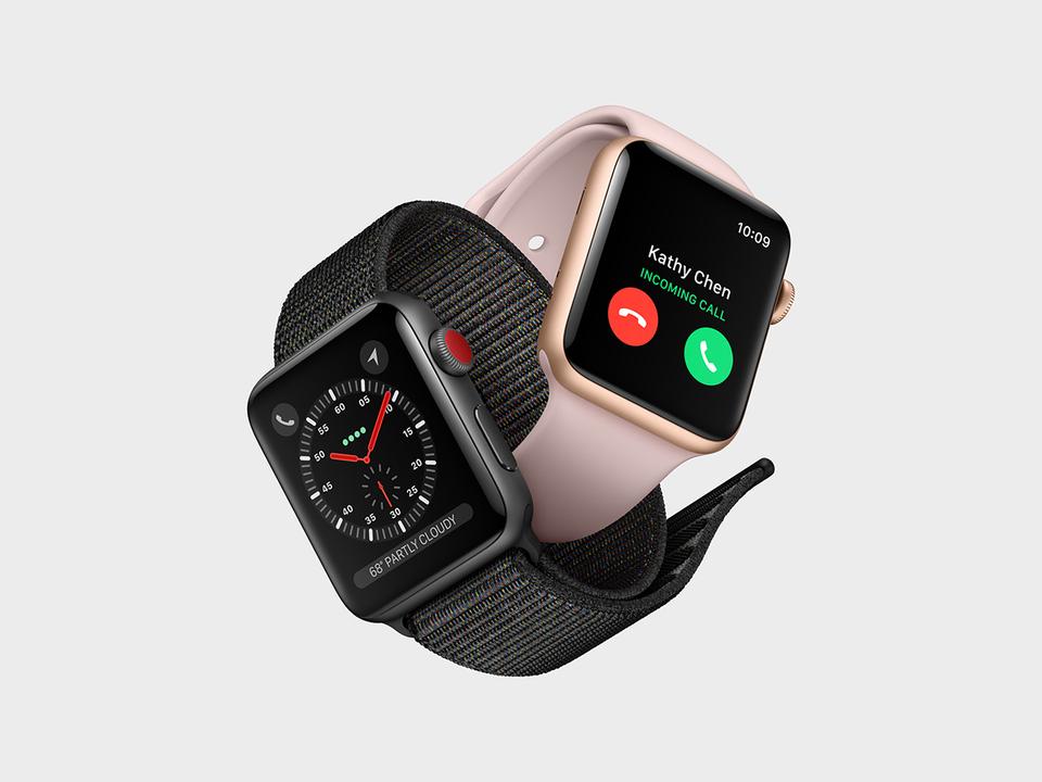 Appleがディスプレイの「自社製造」に本格的に乗り出す。画面がちっちゃいApple Watchから搭載か