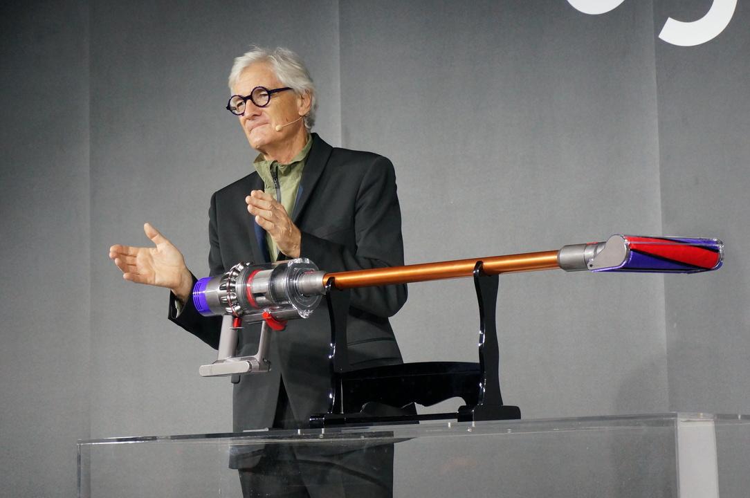 最新コードレス掃除機「Dyson Cyclone V10」発表。ダイソンの理想と効率を求めた答え