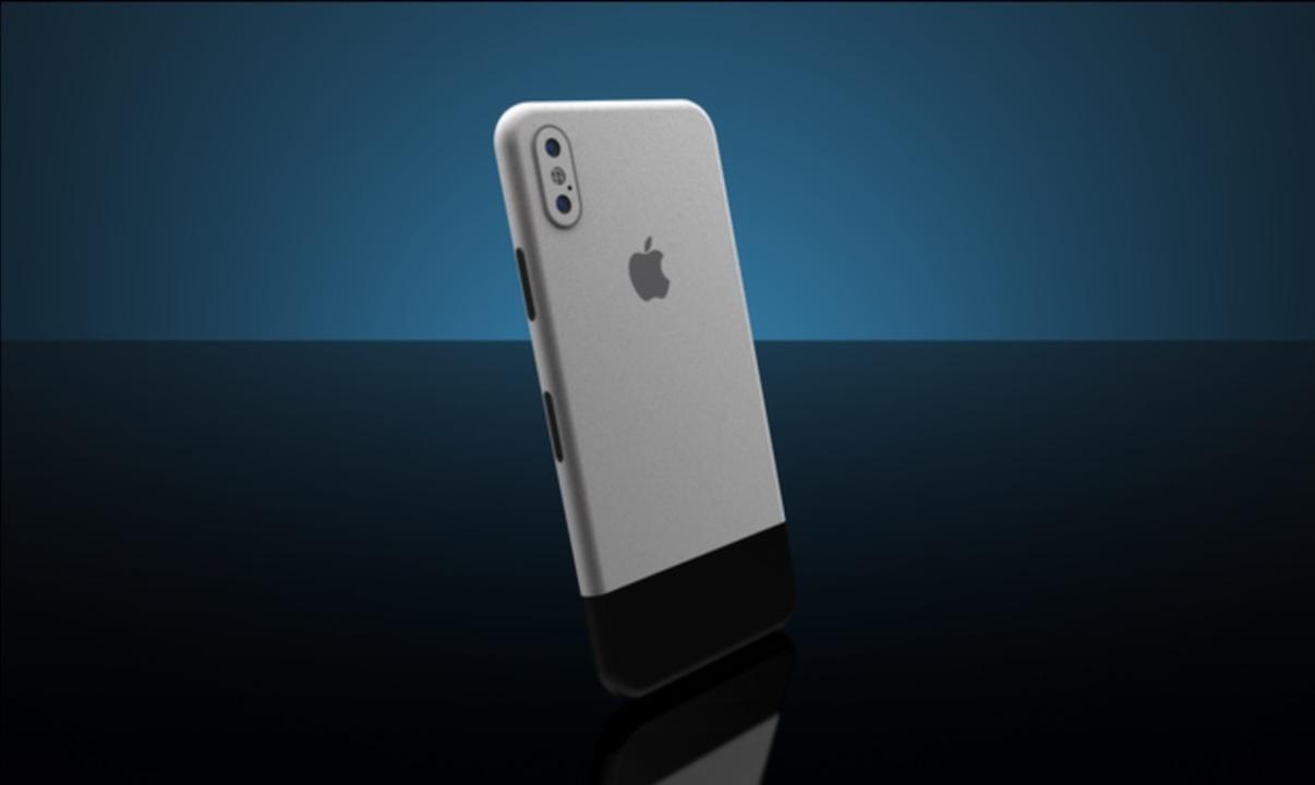 センチメンタル・モード。iPhone Xを10年前の姿にみせる初代iPhoneスキンシール