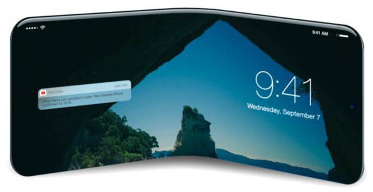 開けばタブレットに? 折りたたみiPhoneが2020年にデビューするかも!