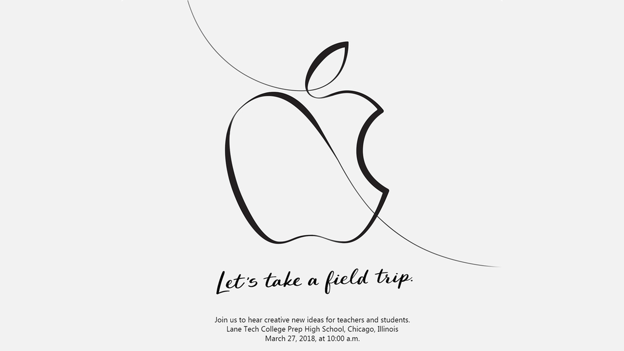 今夜のAppleのイベント「Let's take a field trip.」で発表される5つのこと
