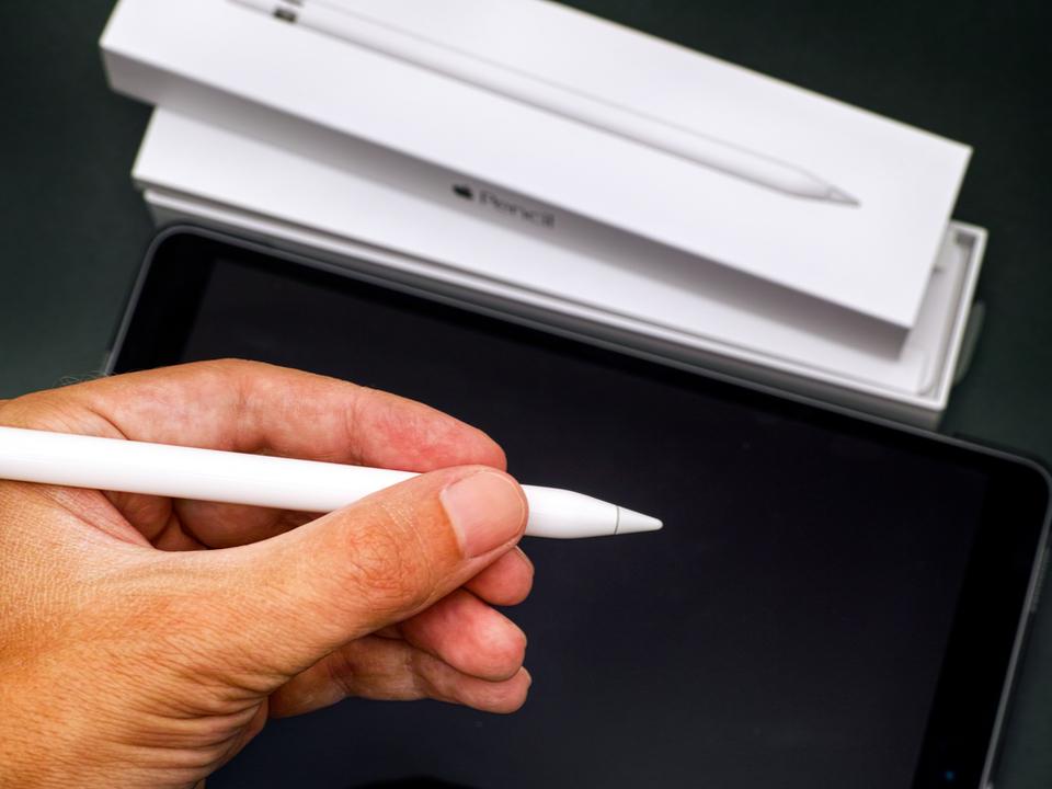 「廉価版iPad」はApple Pencil対応との予測。将来的にはiPhoneにも対応するかも!