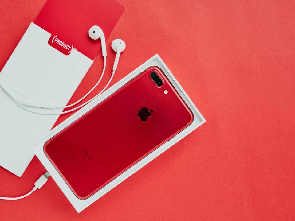 今年も赤いiPhoneが投入される…かも?