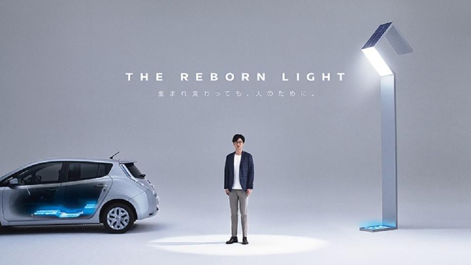 Nissan Leaf Battery Life >> 日産、EVのバッテリーを再利用して街灯にするプロジェクトを始動   ギズモード・ジャパン
