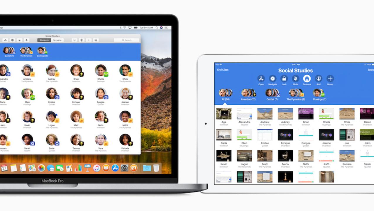Appleがイベントでサラっと言ってた「クラスルーム」アプリって何なの?
