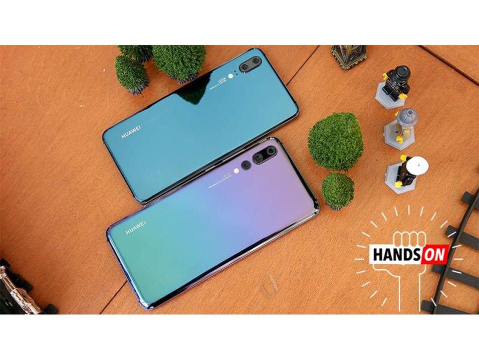 Huaweiの新スマホ「P20 Pro/P20」ハンズオン:スマホのカメラ性能競争に火をつける1台