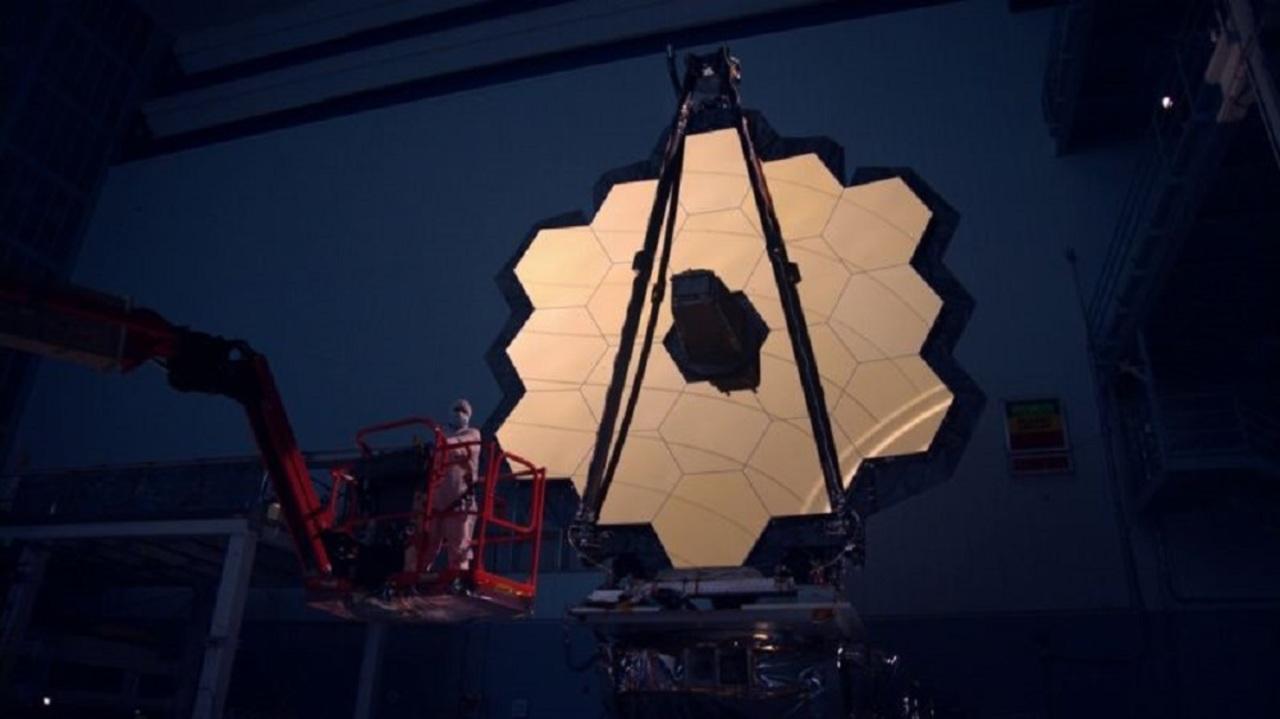 NASA、ジェイムズ・ウェッブ宇宙望遠鏡の打ち上げを再度延期へ