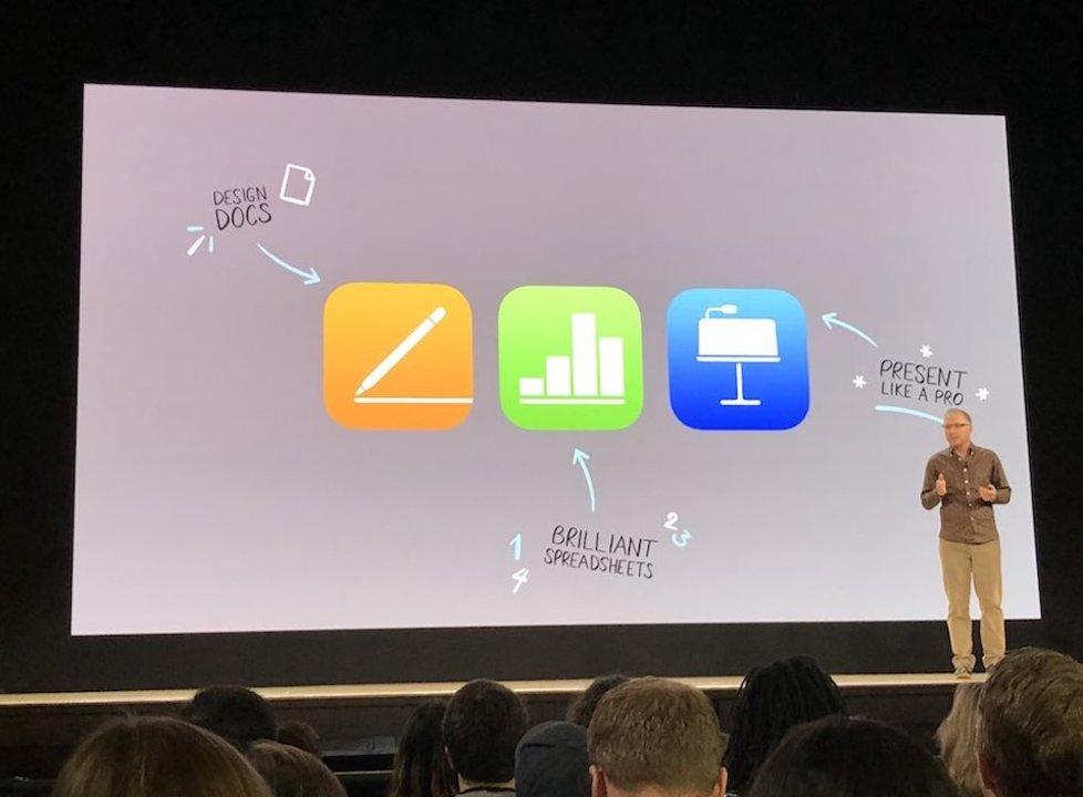 iPadだけじゃないよ! iWorksも大幅に刷新、教育の場でもっと使いやすくなりそう