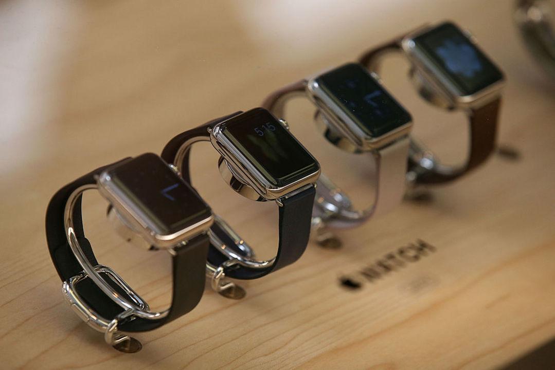 大画面で新デザインの「Apple Watch Series 4」が今年登場?