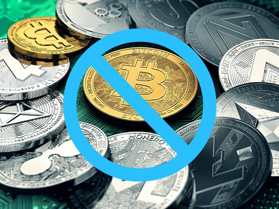 TwitterがGoogleとFacebookに続いて仮想通貨の広告を禁止に