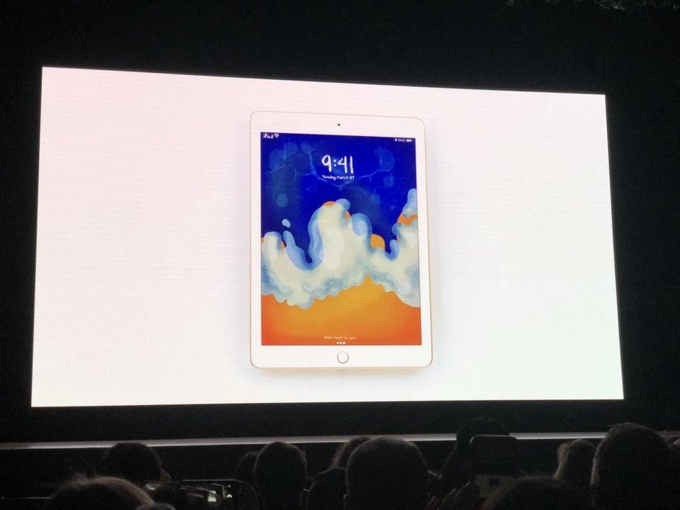 【Apple Pencil対応、299ドルのiPadが登場!】Appleの発表イベント「Let's take a field trip.」のキーノート実況