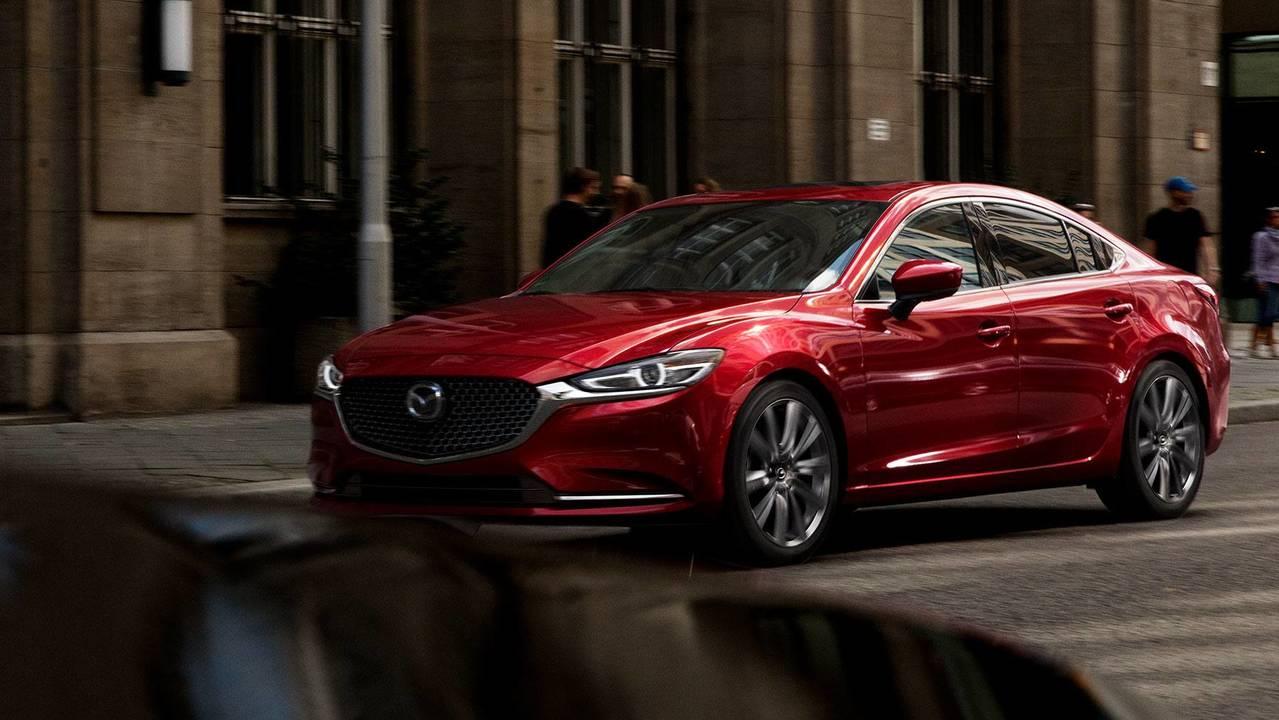 2018年、夏。Mazda 6(日本名:アテンザ)にCarPlayとAndroidAutoがやってくる