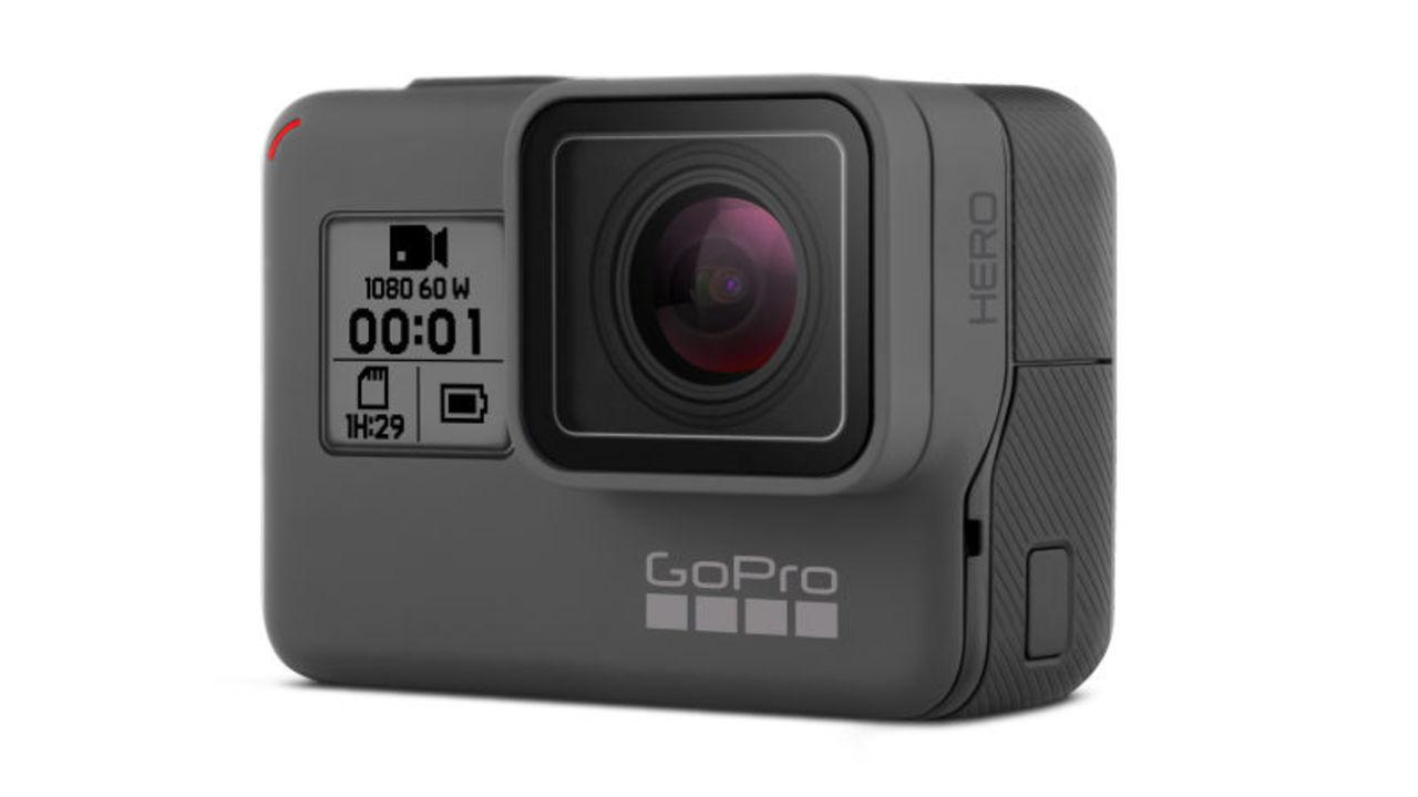 廉価版「GoPro Hero」登場。Hero 5と遜色ない機能、だけど4K撮影はできず