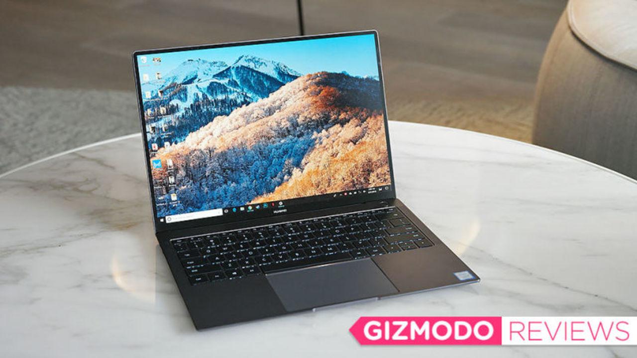 HUAWEI Matebook X Proレビュー:これMacBook Proの理想形じゃないですか