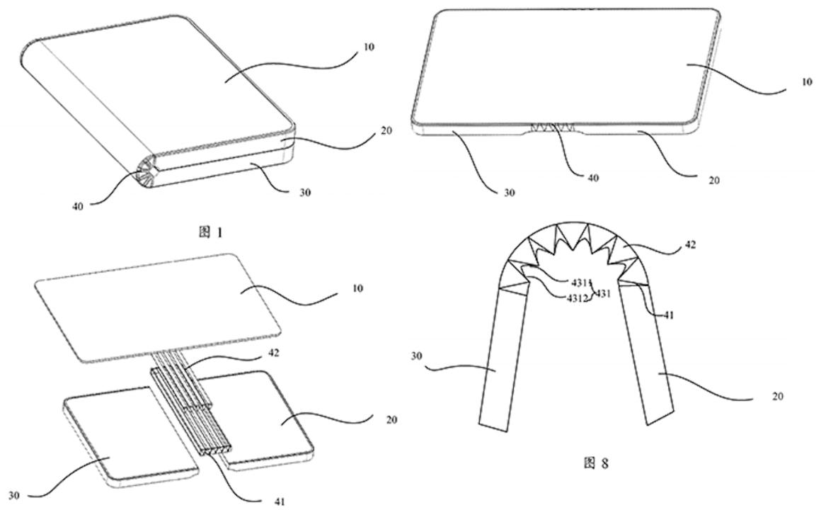 次のスマホのトレンドは折りたたみ式! Huaweiが特許を申請、そして先陣を切るのはどのメーカー?