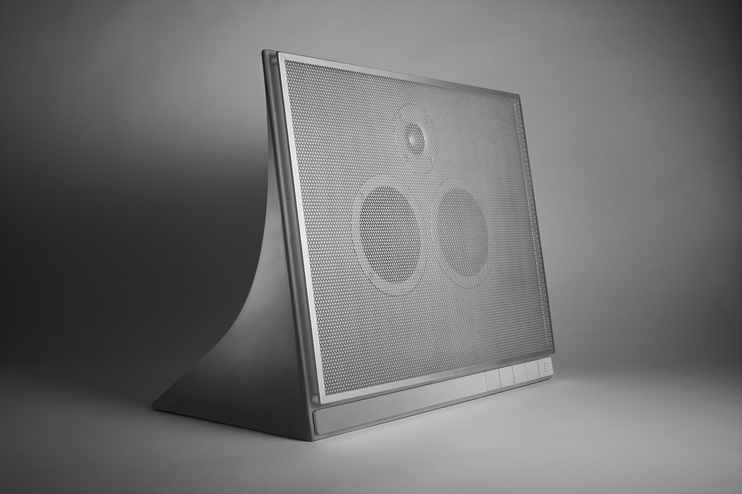 コンクリート魂な16kg。Bluetoothスピーカー「MA770」、日本でも発売