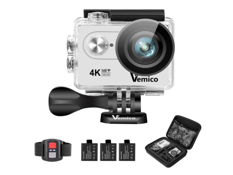 【本日のセール情報】Amazonタイムセールで最大80%以上オフも! 4,000円台の4Kアクションカメラや防水機能付きゲーミングキーボードがお買い得に