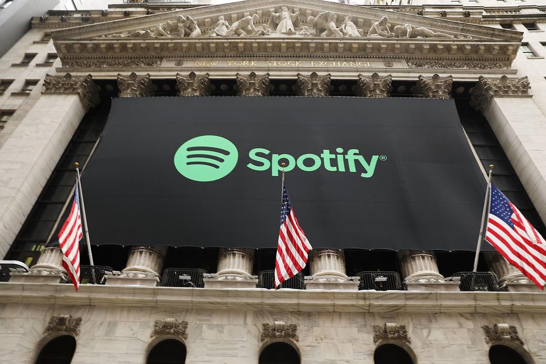 音楽ストリーミング配信のSpotifyが上場! 初値165.90ドル