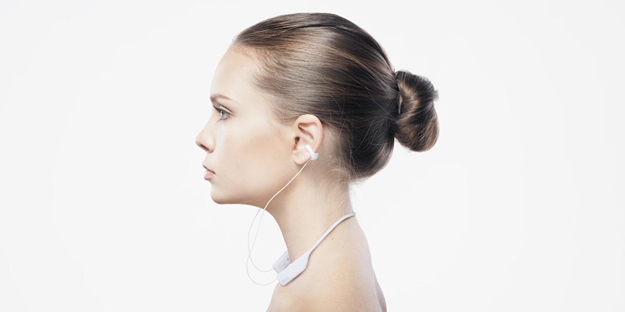 耳を塞がないイヤホンのワイヤレス版「wireless earcuffs」が登場