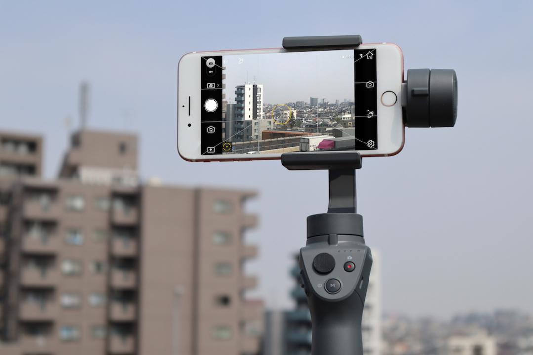 Osmo Mobile 2レビュー:スマホのカメラ性能を引き出すハイコスパジンバル