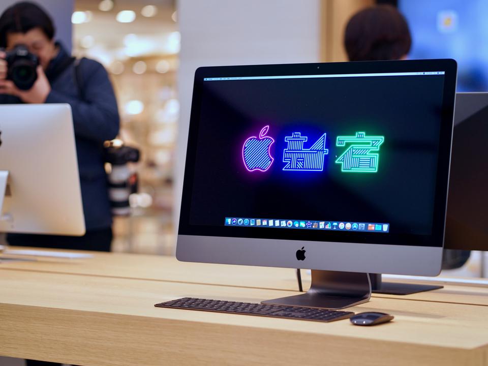 さあ、いよいよです。4月7日にオープンする国内初の新コンセプトストア「Apple 新宿」のようすをビデオでどうぞ