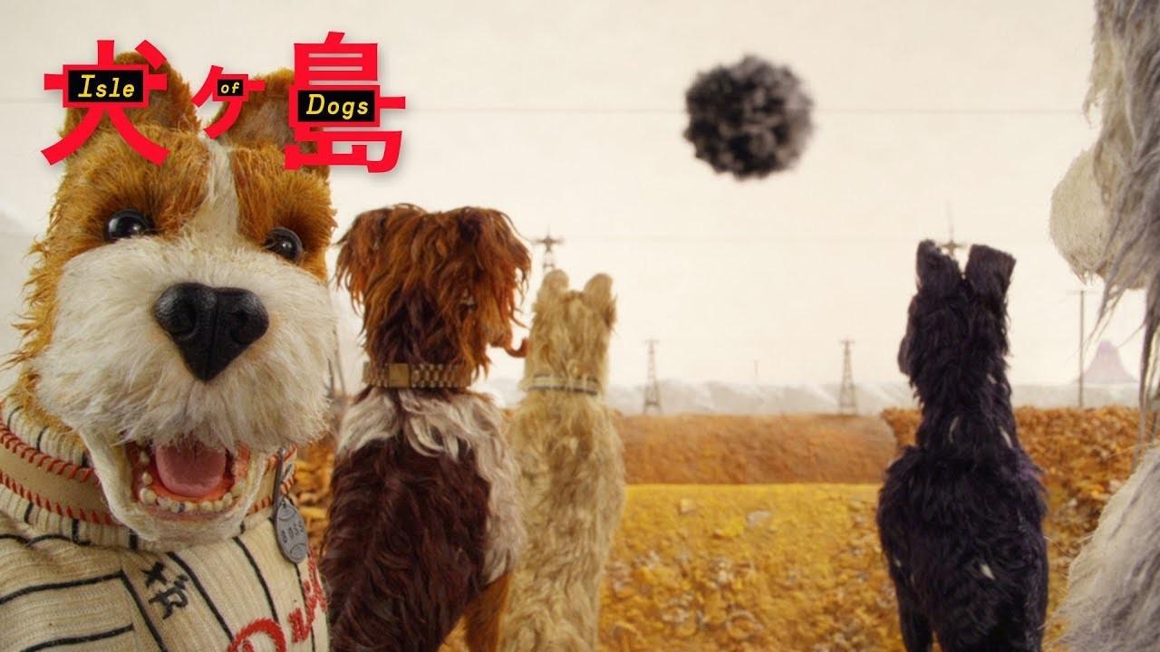 果てしない作業の応酬。コマ撮りアニメ映画『犬ヶ島』のパペットメイキング映像