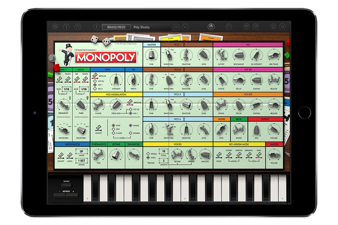 誰もが思ったあのダジャレ、現実に。アプリ「iMono/Poly」がモノポリーとコラボ