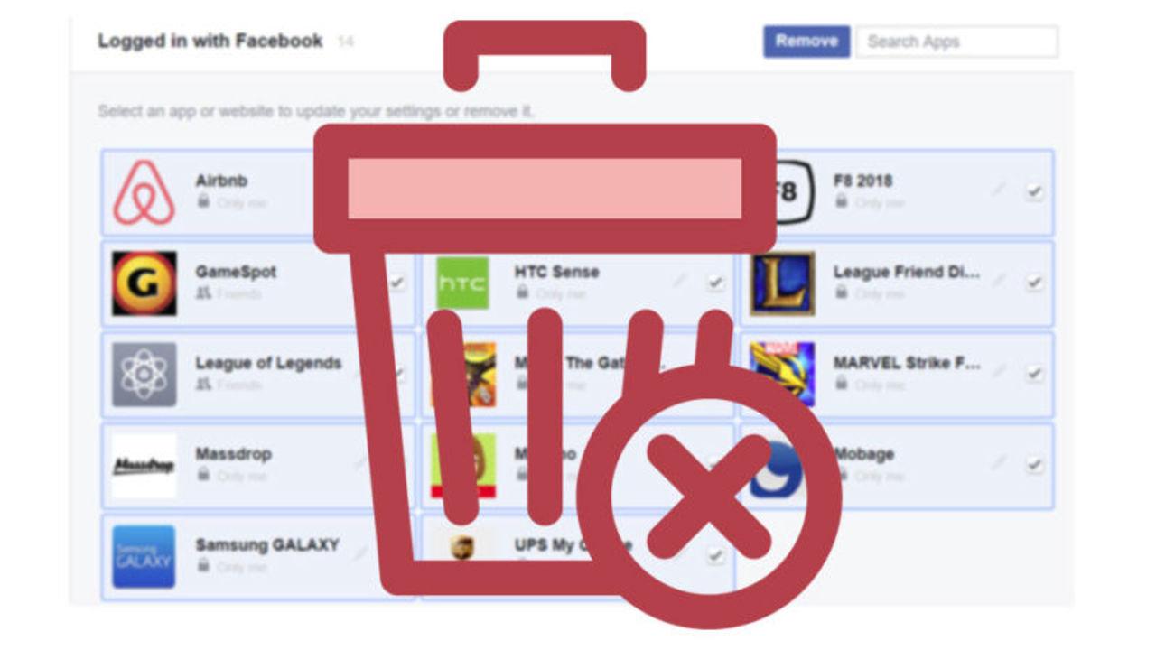 対策したくもなるよね…。Facebook経由で企業に共有されるデータを減らす方法