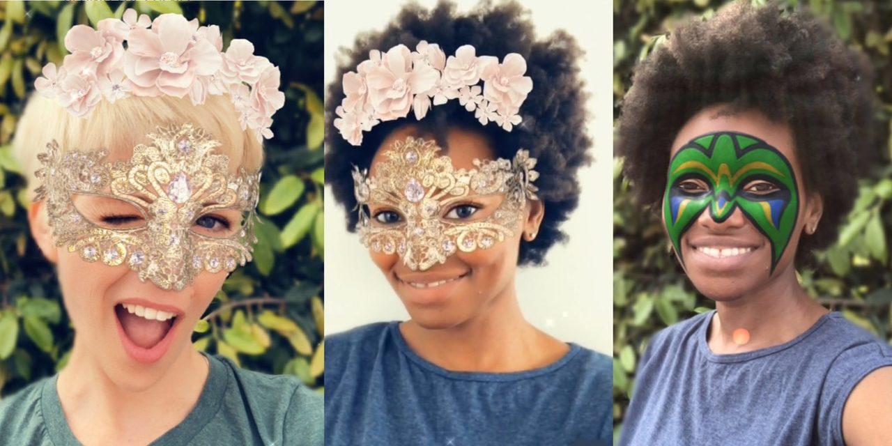 iPhone Xの発表会でやってたマスクフィルター、Snapchatがついにリリース