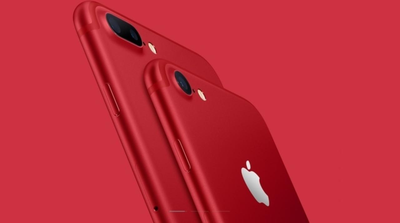 Apple、今晩〜明日にもiPhone 8/8 Plusのレッドバージョンを発表か?
