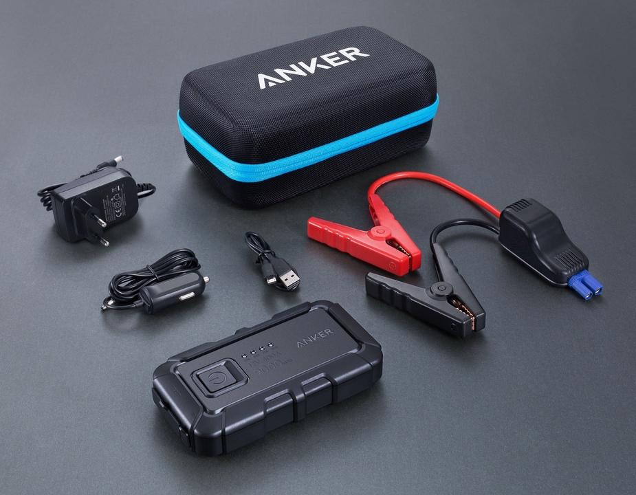 バッテリーあがりとスマホ充電に両対応。「Anker PowerCore ジャンプスターター mini」が記念価格で登場