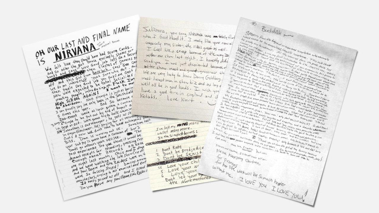 デヴィッド・ボウイ、ジョン・レノンほか、伝説のミュージシャンたちの肉筆がフリーフォントになる(追記あり)