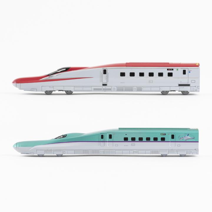 新幹線E6系こまち、H5系はやぶさがモバイルバッテリーとして出発進行