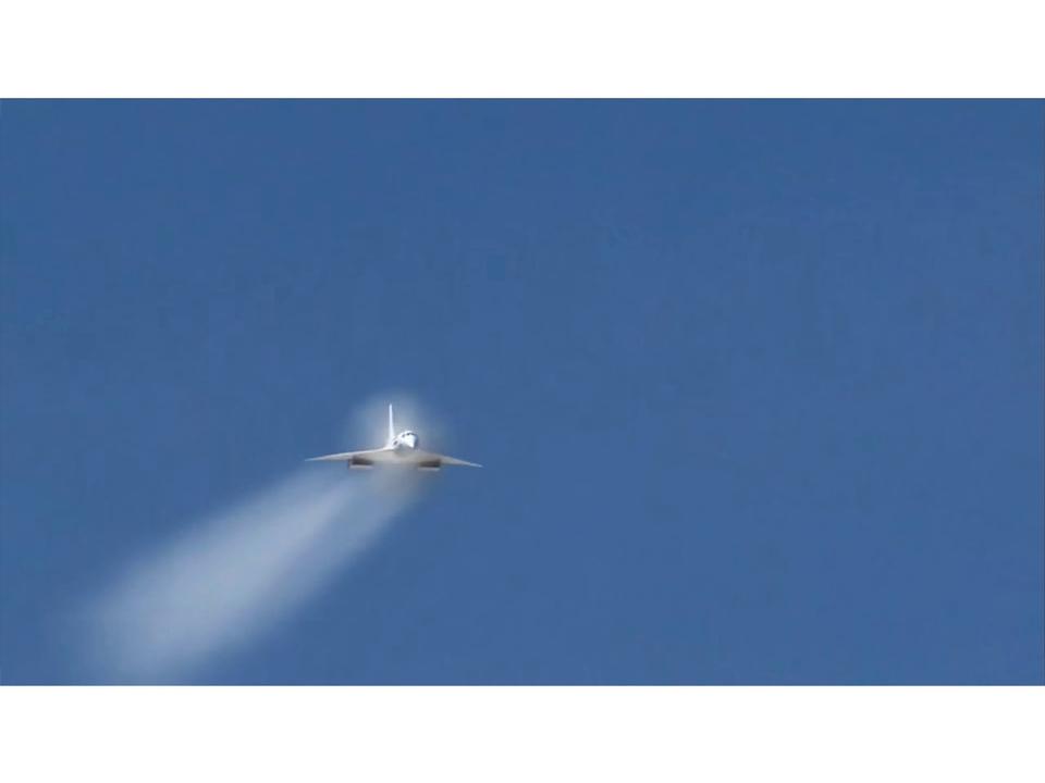 NASAとロッキード・マーティンが開発中。マッハ1.4、高度16kmを静かに飛ぶ超音速旅客機「QueSST X-plane」