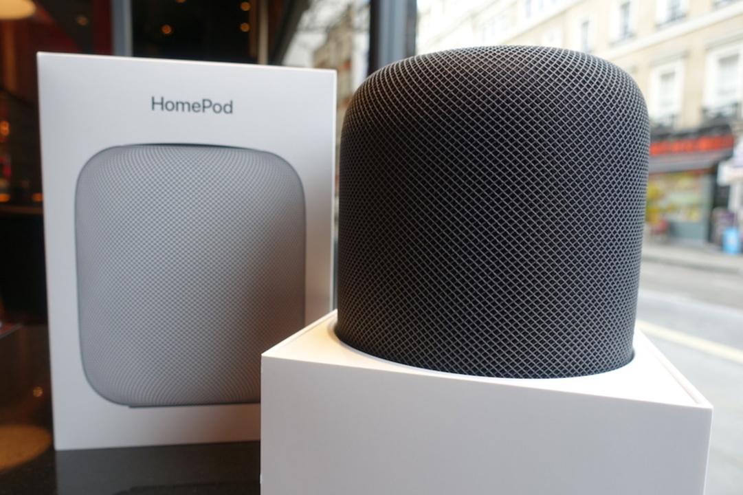 HomePodの生産数が一部削減される? 原因は売上不振か…