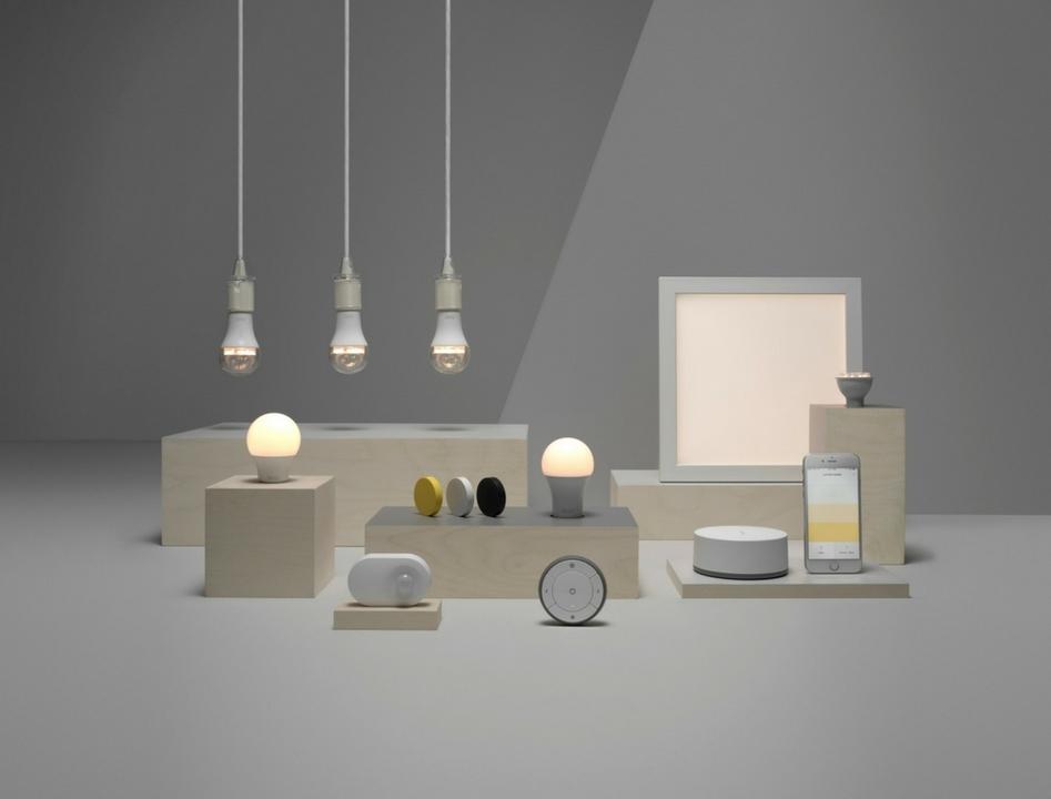 IKEAのスマート電球シリーズがGoogle Assistantに対応。最大10個の電球が意のままに!