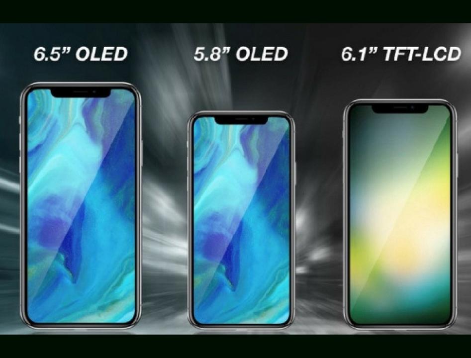 今年の新型iPhone X Plusのディスプレイ、5月にもSamsungが製造開始する?