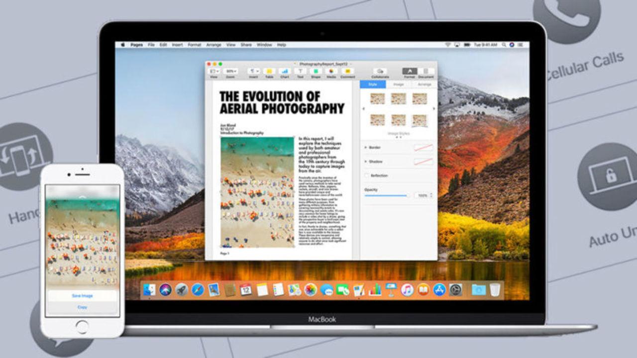iPhoneとMacをシームレスに連携させる方法